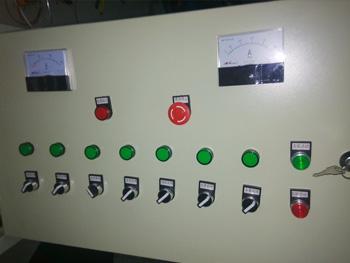 水泥发泡机电控柜