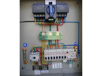 双电源检修箱